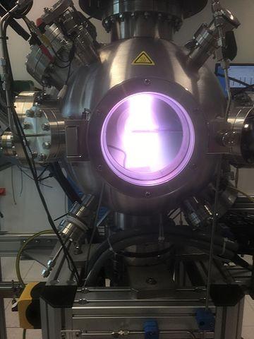 Argon plasma